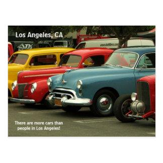 Los Angeles-Auto-Postkarte! Postkarte