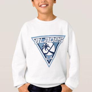 Los Angeles-Blatt-Eis-Hockey-Team-Logo Sweatshirt