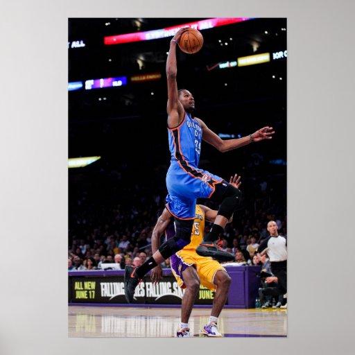 LOS ANGELES, CA - 19. MAI: Kevin Durant #35 von 2 Posterdruck