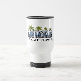 Los Angeles CA Reisebecher