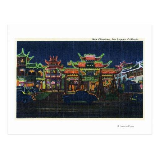 Los Angeles, CaliforniaGateway zu neuem Postkarte