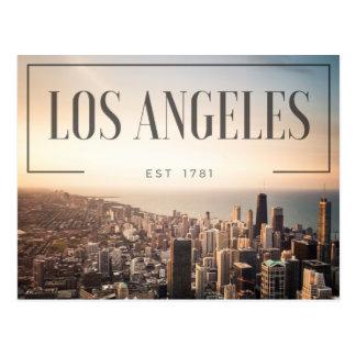 Los Angeles - Est 1781 Postkarte