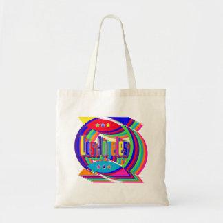 Los Angeles-Farbkombinierte Tasche 2