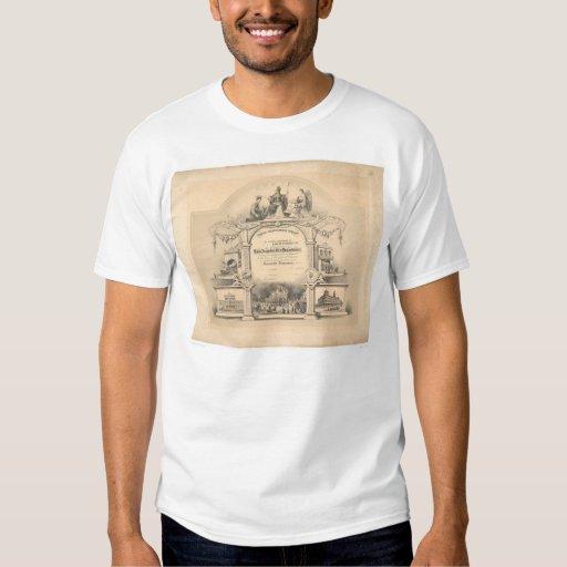 Los Angeles-Feuerwehr-Zertifikat (0891A) Shirt