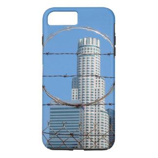 Los Angeles in die Stadt abstrakt iPhone 8 Plus/7 Plus Hülle