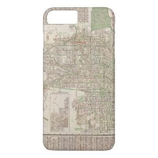 Los Angeles, Kalifornien 2 iPhone 8 Plus/7 Plus Hülle