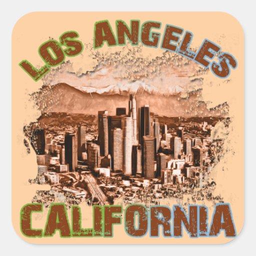 Los Angeles, Kalifornien Sticker