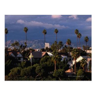 Los Angeles, Kalifornien Postkarte