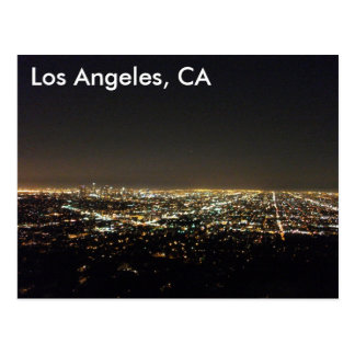 Los Angeles Kalifornien Postkarten