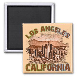 Los Angeles, Kalifornien Quadratischer Magnet