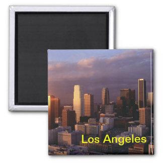 Los Angeles-Magnet Quadratischer Magnet