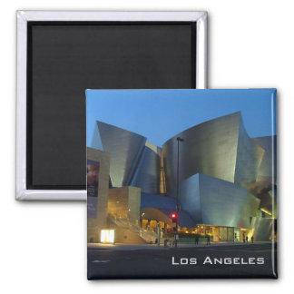 Los Angeles Quadratischer Magnet
