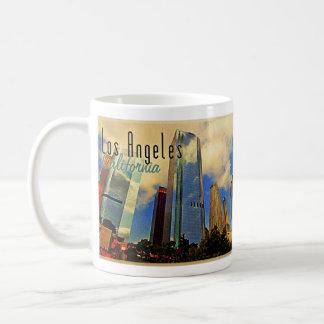Los Angeles-Skyline Kaffeetasse