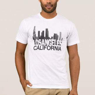 Los Angeles-Skyline T-Shirt