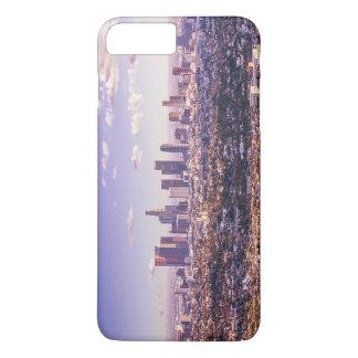 Los Angeles-Stadt-Skyline-Apple iPhone 6 Plusfall iPhone 8 Plus/7 Plus Hülle