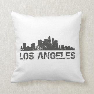 Los Angeles-Stadtbild-Skyline Kissen