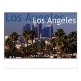 Los- Angelespostkarte Postkarte