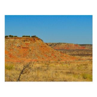 Los Tres Buttes Postkarte