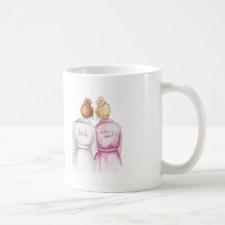 LÖSCHEN Sie hintere rote Kaffeetasse