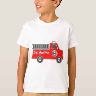 Löschfahrzeug-großer Bruder T-Shirt