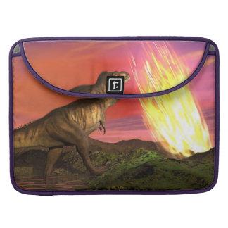 Löschung der Dinosaurier - 3D übertragen MacBook Pro Sleeve