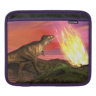 Löschung der Dinosaurier - 3D übertragen Sleeve Für iPads