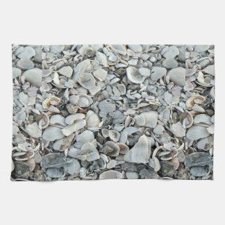 Lose und Lose Seashells Handtuch