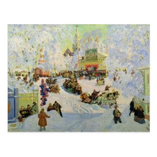 Lossprechen-Gezeiten, 1919 Postkarte