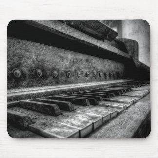 Lost Place - Klavier Mousepad