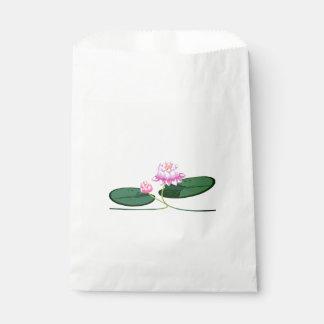 Lotos-Blume Geschenktütchen