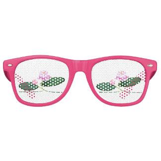 Lotos-Blume Sonnenbrille