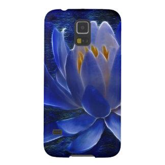 Lotos-Blume und seine Bedeutung Hülle Fürs Galaxy S5
