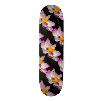 Lotos-Blumen-Fotografie-großes Yoga-OM-Geschenk! Bedruckte Skateboarddecks