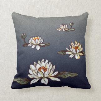 Lotos-Blumen-Kissen Kissen