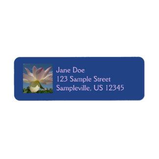 Lotos-Blumen-und des blauen Himmel-II