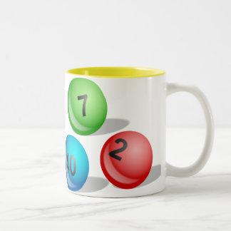 Lotterie-Bälle Teehaferl