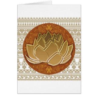 Lotus Karte