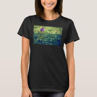 Lotus-Klettern T-Shirt