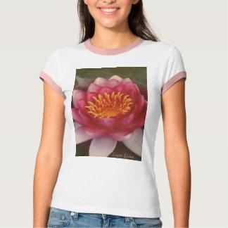 Lotus kommt vom Schlamm - Logan Guinn T-Shirt