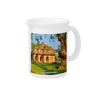 Lotus Mahal, Vijayanagara, Indien Krug