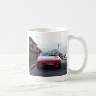 Lotuseclat-Vorderansicht Kaffeetasse