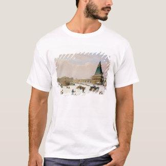 Loubyanska Quadrat in Moskau T-Shirt