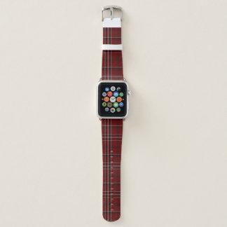Lougheed kariertes Apple Uhrenarmband Apple Watch Armband