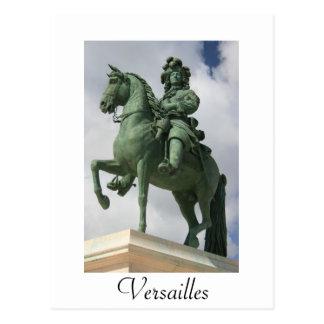 Louis das XIV Postkarte