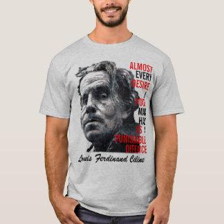 Louis Ferdinand Celine T-Shirt
