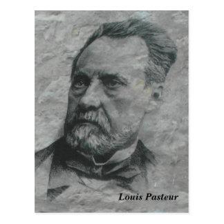 Louis Pasteur, Dolle, Frankreich - Postkarte