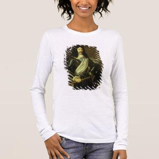 Louis XIII (1601-43) (Öl auf Leinwand) Langarm T-Shirt