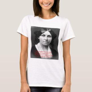 "Louisa kann Alcott ""wenig Königreich-"" T-Shirt"