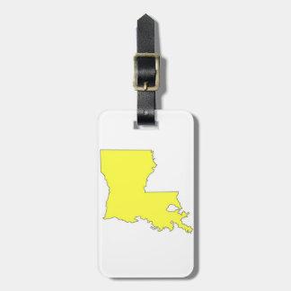 Louisiana Gepäckanhänger