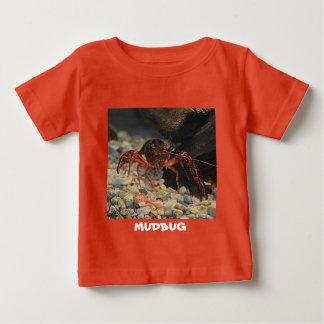 Louisiana-Panzerkrebse Baby T-shirt